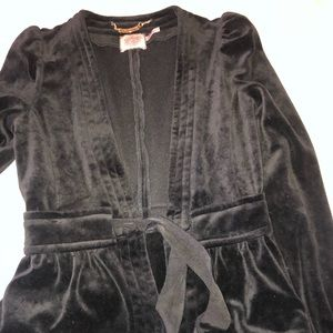Juicy couture thick blouse